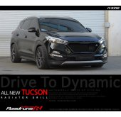 [ROADRUNS] Hyundai All New Tucson - Tuning Radiator Grille
