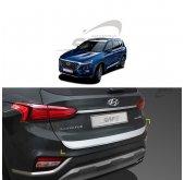 [KYOUNG DONG] Hyundai Santa Fe TM - Trunk Chrome Molding Set (D-073)