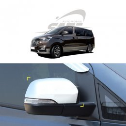 [KYOUNG DONG] Hyundai Grand Starex 2018 - Side Mirror Cover Chrome Molding (K-072)