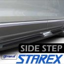 [HSM] Hyundai Grand Starex - Side Running Board Steps
