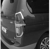 [KYOUNG DONG] Hyundai Grand Starex - Rear Lamp Chrome Molding (D-136)