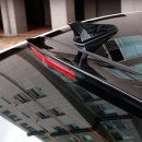 [CAMILY] Hyundai Genesis BH - Glass Wing LED Roof Spoiler