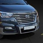 [GEOBIN] Hyundai Grand Starex 2018 - Secondary Bumper Guard