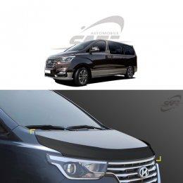 [KYOUNG DONG] Hyundai Grand Starex 2018 - Acrylic Bonnet Guard Molding (D-622)