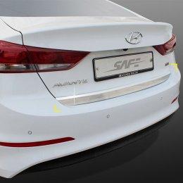 [KYOUNG DONG] Hyundai Avante AD - Chrome Trunk Molding Set (D-068)