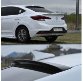 [ONZIGOO] Hyundai The New Avante AD - Rear Glass Wing Spoiler