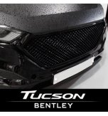 [DAWON] Hyundai All New Tucson - BENTLEY Style Grille (Black)
