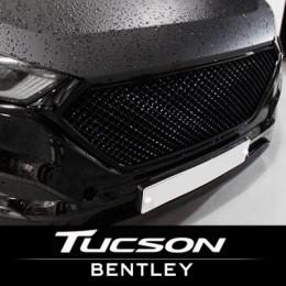 [DAWON] Hyundai All New Tucson - BENTLEY Style Grille (Black)