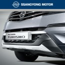 [SSANGYONG] SsangYong Korando Turismo 2016 - Front Skid Plate Set