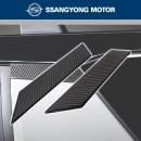 [SSANGYONG] SsangYong Tivoli Air - C-Pillar Carbon Cover