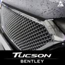 [DAWON] Hyundai All New Tucson - BENTLEY Style Grille (Chrome)