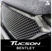 [DAWON] Hyundai All New Tucson - BENTLEY Style Grille (Chrome)
