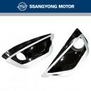 [SSANGYONG] SsangYong Korando Turismo - Two Tone Fog Lamp Molding Set