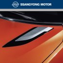 [SSANGYONG] SsangYong Tivoli / Air - Hood Garnish Set