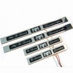 [ARTX] Hyundai i30/i30CW - Luxury Generation Chrome LED Door Sill Scuff Plates Set