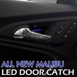 [LEDIST] Chevrolet All New Malibu - LED Inside Door Catch Plates Set VER.2