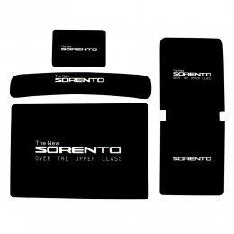[LEDIST] KIA The New Sorento - LED Cup Holder & Console Plates Set Ver.2