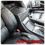 [SUJAKNAM] SsangYong Actyon Sports - Custom Made Multipurpose Console Box