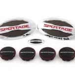 KIA Sportage R Emblem Set