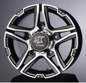 "[TAKUMA] Off Road Alloy Wheels​ - XD-8 269 15""x7.0"