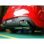 [JUN,B.L] Hyundai Genesis Coupe 2.0 T-GDi - GT Cat-back system (JBLH-20BKFGR)