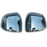 [AUTO CLOVER] Chevrolet Spark - Side Mirror Chrome Molding Set (A735)