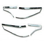 [AUTO CLOVER] KIA K5 - Rear Lamp Chrome Molding Set  (B689)