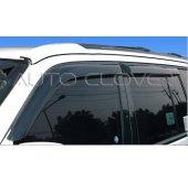 [AUTO CLOVER] Hyundai Terracan - Smoked Door Visor Set (A061)