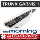 [AUTO CLOVER] KIA Morning 2017 - Trunk Chrome Molding (D795)