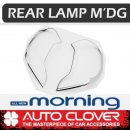 [AUTO CLOVER] KIA Morning 2017 - Rear Lamp Chrome Molding Set (D875)
