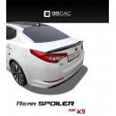 [GEOBIN] KIA K5 - Trunk Rear Lip Spoiler