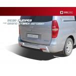 [GEOBIN] Hyundai Grand Starex - Rear Bumper Guard Set
