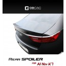 [GEOBIN] KIA All New K7 - Trunk Rear Lip Spoiler