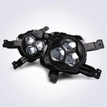 [JSR] KIA All New K5 SX - TRI EYES LED Fog Lamp Assy