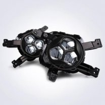 [JSR] KIA All New K5 SX - TRI EYES LED Fog Lamp Assy