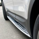 [MOBIS] Hyundai Santa Fe The Prime 17MY - Sewon Side Running Board Steps
