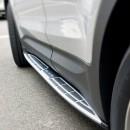 [MOBIS] Hyundai Santa Fe The Prime 17MY - Sewon Side Running Board Steps