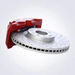 [KGC] KIA Sportage R - Tuning Brake Disc Rotor Set RS Series (Front / Rear)