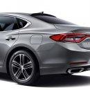 [ONZIGOO] Hyundai Grandeur IG - Glass Wing Roof Spoiler