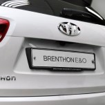 [Brenthon] KIA All New Sorento UM - License Plate Base (BQK-B8)