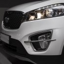 [Brenthon] KIA All New Sorento UM - Cross Pin Foglamp Molding (BQE-B9)