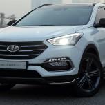 [Brenthon] Hyundai Santa Fe The Prime - 2-nd Generation Emblem Set (BEH-H66)