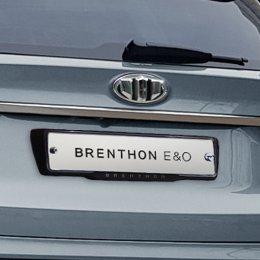 [Brenthon] Hyundai Santa Fe TM - BEH-H80 2G Emblem Set