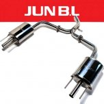 [JUN,B.L] Chevrolet All New Malibu 1.5T - Twin Rear Section Muffler (JBLC-K15V400TR)