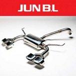 Выхлопная секция двойная JBLH-16OSVTR - Hyundai Kona 1.6 T OS (JUN,B.L)