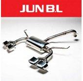 [JUN,B.L] Hyundai Kona 1.6 T OS - Twin Rear Section Muffler (JBLH-16OSTTR)