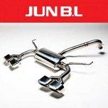 Выхлопная секция двойная JBLH-16OSVTR - Hyundai Kona 1.6 D OS (JUN,B.L)