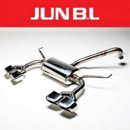 [JUN,B.L] Hyundai Kona 1.6 D OS - Twin Rear Section Muffler (JBLH-16OSVTR)