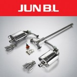 [JUN,B.L]  Hyundai YF Sonata - EVC Twin Rear Section Muffler (JBLH-20YFNE)