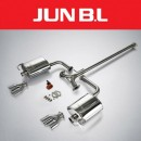 [JUN,B.L]  Hyundai YF Sonata - Twin Rear Section Muffler (JBLH-20YFNR)